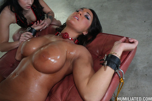 Huge cumshot. Stewardess gets disgraced  - XXX Dessert - Picture 9