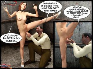 3d bdsm. 3D BDSM Dungeon. - XXX Dessert - Picture 5