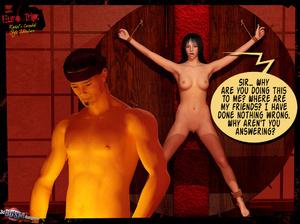 3d cartoon porn. 3D BDSM Dungeon. - XXX Dessert - Picture 2