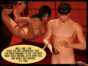3d cartoon porn. 3D BDSM Dungeon. - XXX Dessert - Picture 8