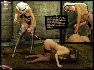 Adult 3d. 3D BDSM Dungeon. - XXX Dessert - Picture 3