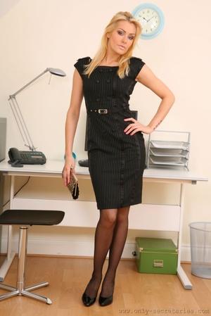 "Hot secretary. ""Natasha appears to be th - XXX Dessert - Picture 2"