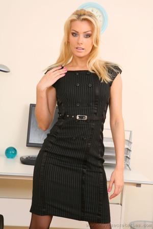 "Hot secretary. ""Natasha appears to be th - XXX Dessert - Picture 4"