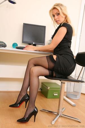 "Hot secretary. ""Natasha appears to be th - XXX Dessert - Picture 10"