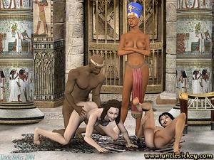 Sex 3d. Interracial. - XXX Dessert - Picture 10