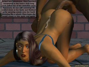 Sex 3d. Interracial. - XXX Dessert - Picture 13