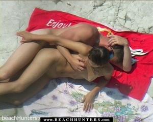 Hidden camera porn. Nude tanned babe fon - XXX Dessert - Picture 14