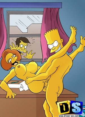 Animation porn. The Simpsons pussies. - XXX Dessert - Picture 5