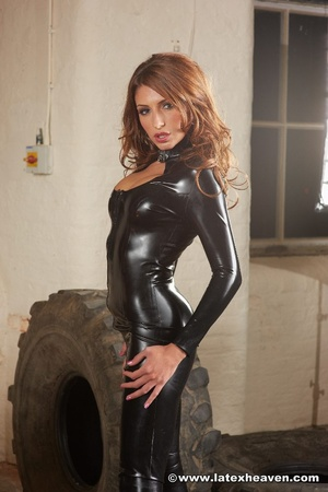 Latex rubber. Latex Heaven. - XXX Dessert - Picture 3