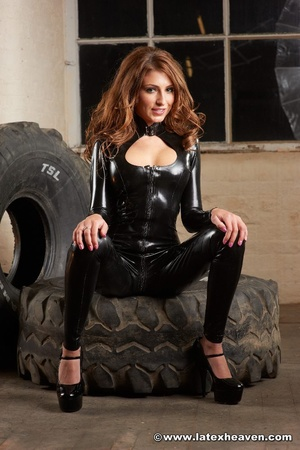 Latex rubber. Latex Heaven. - XXX Dessert - Picture 7