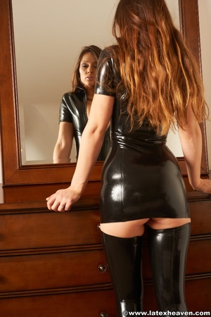 Horny rubber. Latex Heaven. - XXX Dessert - Picture 8