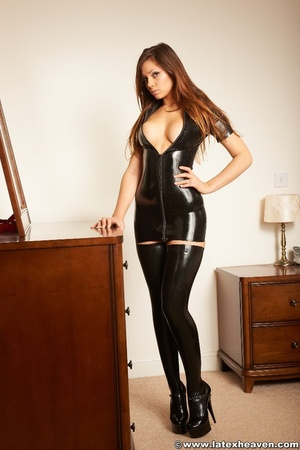 Horny rubber. Latex Heaven. - XXX Dessert - Picture 11