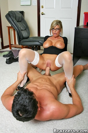 Nice boobs. Big titted mature office chi - XXX Dessert - Picture 14