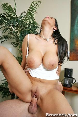 Horny secretary. Busty Carmella Bing get - XXX Dessert - Picture 12