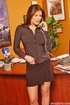 Office lady. Busty office girl Austin Kincaid…